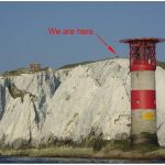 Needles NCI, National Coastwatch Isle of Wight